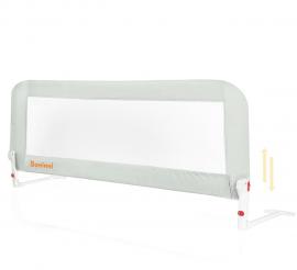 Baninni Bedhek 150 cm Letto - Verstelbaar Grijs