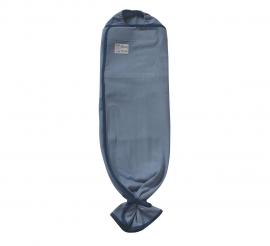 Pacco Inbakerdoek Piccolo 4 tot 7 kg Blauw