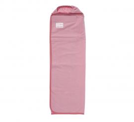 Pacco Inbakerdoek Piccolo 4 tot 7 kg Roze