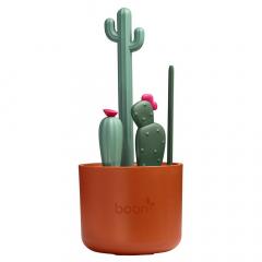 Boon Set Flessenborstels Cactus Bruin