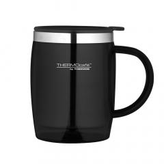 Thermos Mug Isotherme Desk Mug 450 ml Noir
