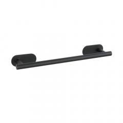 Wenko Turbo-Loc® Barre Porte-serviettes Orea Noir