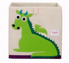 3 Sprouts Boîte de Rangement Dragon