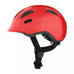 Abus Kinderfietshelm Smiley 2.0 Sparkling Red Small