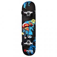 "Move Skateboard 31"" Graffiti"
