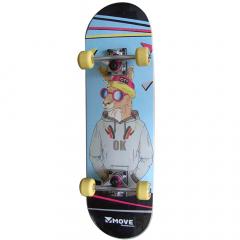 "Move Skateboard 28"" Skippy"