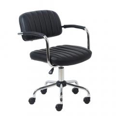 A.L. Kids Bureaustoel Easy Zwart
