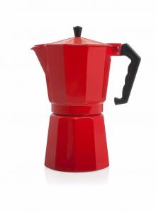 Bama Espresso Maker 12 Kops Rood