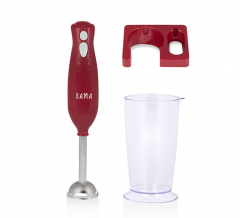 Bama Staafmixer Paprica Rood