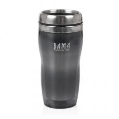 Bama Mug Isotherme Capri Noir 450 ml