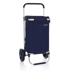Bamex Chariot De Course Chicago Bleu Foncé
