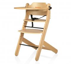 Baninni Kinderstoel Dolce Mio Meegroeistoel - Natuur