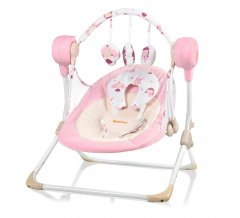 Baninni Baby Swing Stellino Roze