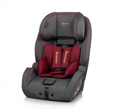 Baninni Autostoel Arona Rood - Grijs