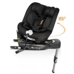 Baninni Autostoel Velio 360° I-Size Zwart