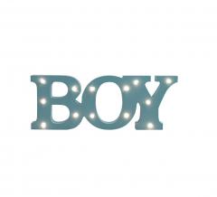 Baninni Lampe Décorative Boy - Byt7082 Bleu