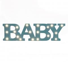 Baninni Lampe Décorative Baby - Byt7080 Bleu