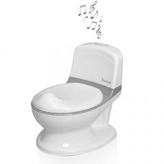 Baninni Pot Toilette Bébé Pippe Gris