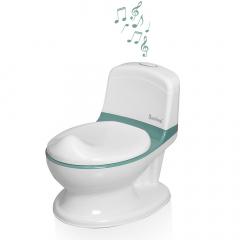 Baninni Pot Toilette Bébé Pippe Vert