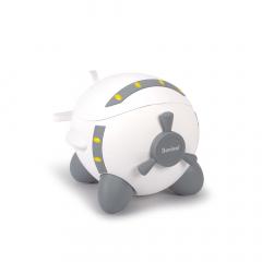 Baninni Pot Bébé Potty Plane Blanc