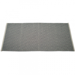 Baytex Vloerkleed Loper Santa Fe Zwart 70 cm x 150 cm