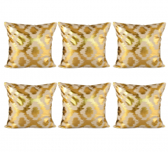 Baytex Coussin Gold Flake - 6 Pièces