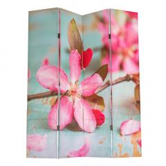 Baytex Kamerscherm Flower 4 Panelen
