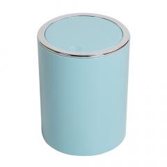 Baytex Afvalemmer 5L Shiny Blauw