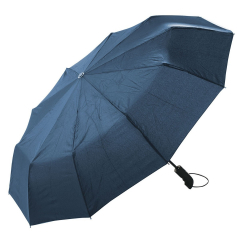 Baytex Opvouwbare Paraplu Windproof Ø 104 cm Blauw