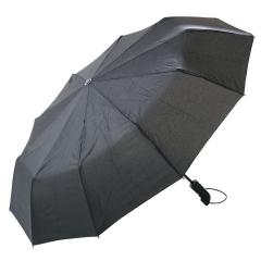 Baytex Opvouwbare Paraplu Windproof Ø 104 cm Zwart