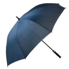 Baytex Automatische Paraplu Windproof Ø 130 cm Blauw