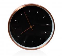 Baytex Horloge Murale Treasure Rose Ø 30 Cm