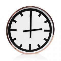 Baytex Horloge Murale Bold - Byt633 Rose Gold Ø 30 Cm