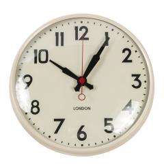Baytex Horloge Murale Londres Ø 28 Cm Beige