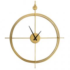 Baytex Horloge Murale Odila Ø 50 Cm Or