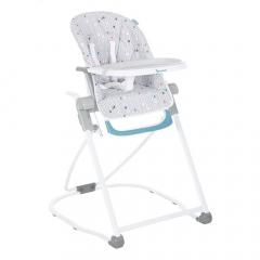 Badabulle Kinderstoel Compact Grijs