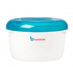 Badabulle Stérilisateur Micro-Ondes Bleu