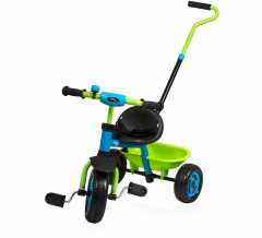 Billy Tricycle 1,5 - 4 Ans Berry Bleu - Vert