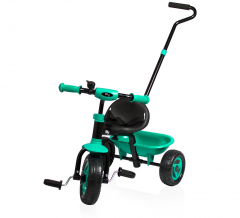 Billy Tricycle 1,5 - 4 Ans Berry Noir - Bleu