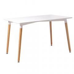 BAM-Meubel Eettafel Mason 120 cm Wit