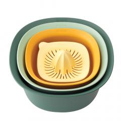 Brabantia Mengkom Set Tasty+ 4-delig