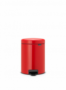 Brabantia Pedaalemmer Newicon Passion Red 5L