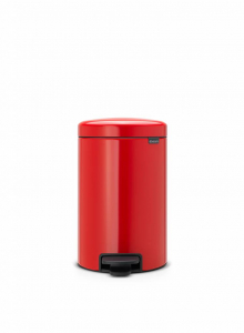 Brabantia Pedaalemmer Newicon Passion Red 12L