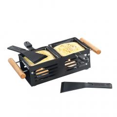 Cilio Raclette Party Avec Des Bougies