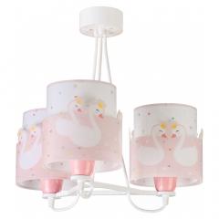 Dalber Lampe à Suspension Sweet Love - Glow In The Dark - 3 Lumières