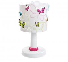 Dalber Lampe de Table Butterfly