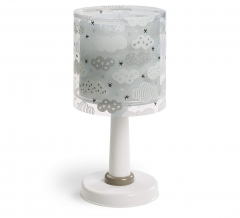 Dalber Lampe de Table Clouds Gris