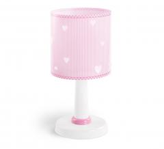 Dalber Lampe de Table Sweet Dreams Rose