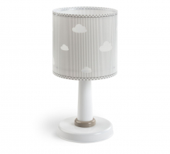 Dalber Lampe de Table Sweet Dreams Gris