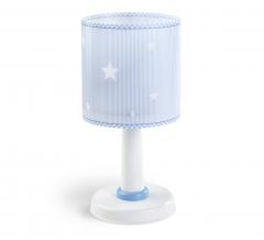 Dalber Lampe de Table Sweet Dreams Bleu